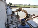 Impianto idrovoro di San Siro a San Benedetto Po (Mantova)